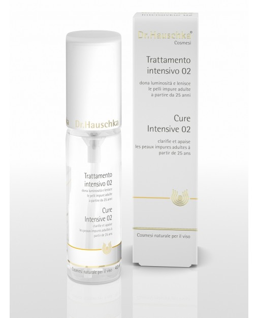 SPRAY CURA INTENSIVA 02. PURIFICANTE, 40 ml.