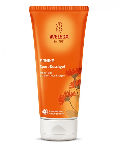 GEL DUCHA ÁRNICA SPORT, 200 ml.