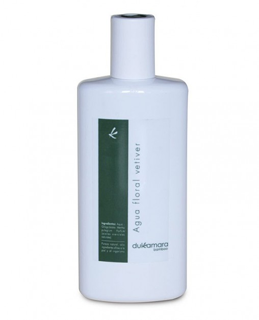 AGUA FLORAL VETIVER 250 ml.