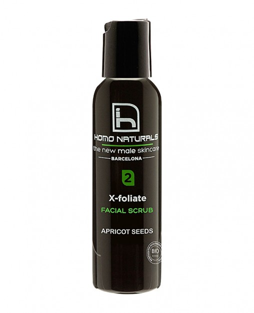 X-FOLIATE, Excepcional Exfoliante Natural, 60 ml.